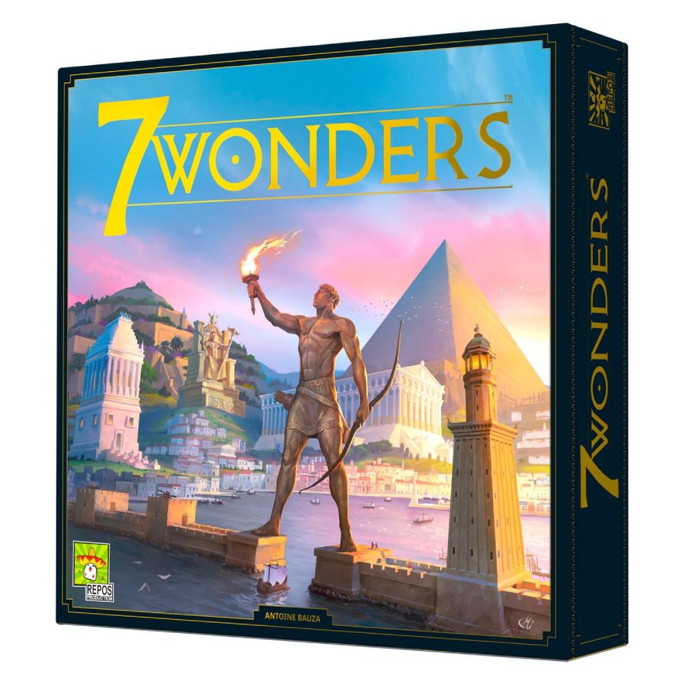 7 Wonders (Editie 2020 in Limba Romana) imagine
