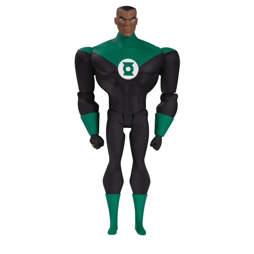 Figurina Articulata Justice League Animated GL John Stewart