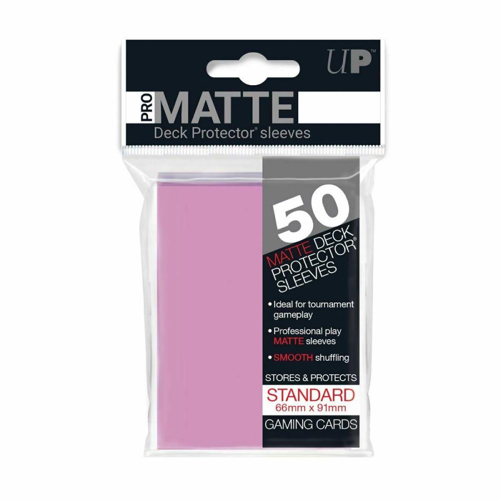 Ultra PRO Sleeves: Pro-Matte Standard (50) Negru - 18