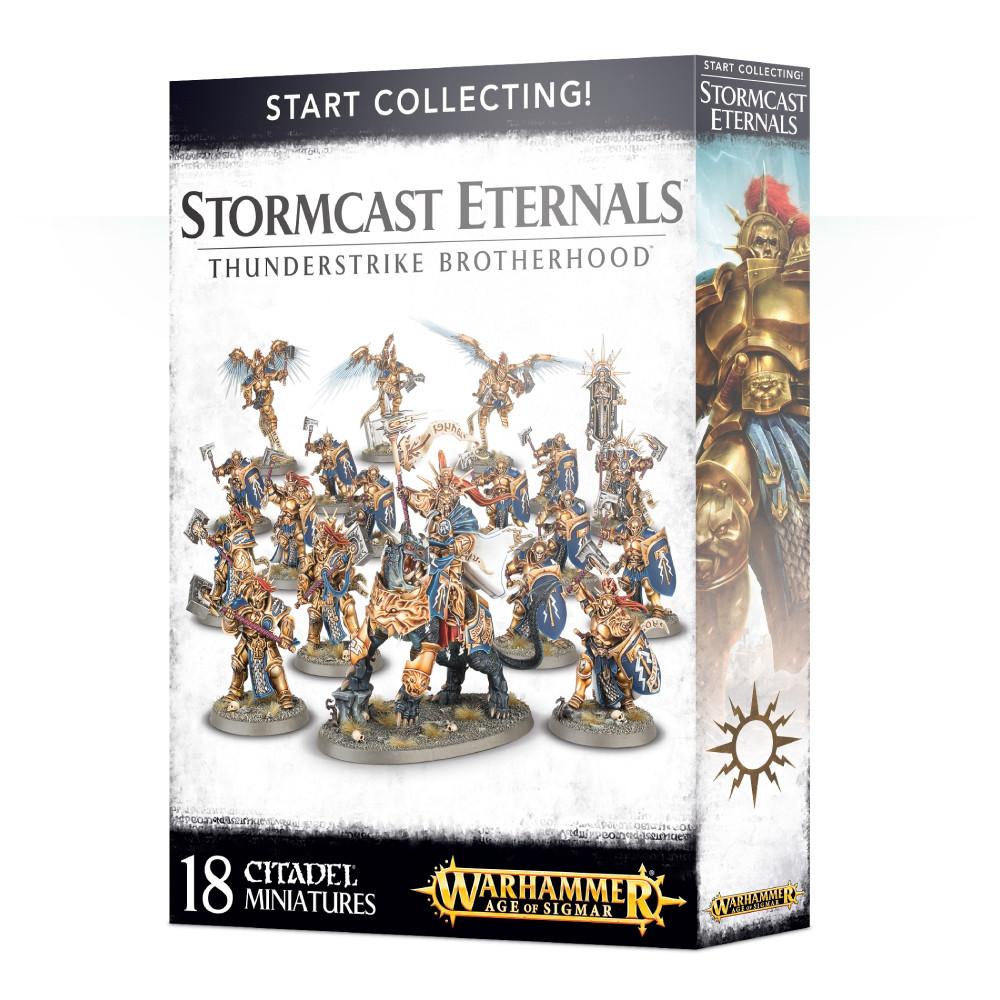 Warhammer Start Collecting Thunderstrike Brotherhood