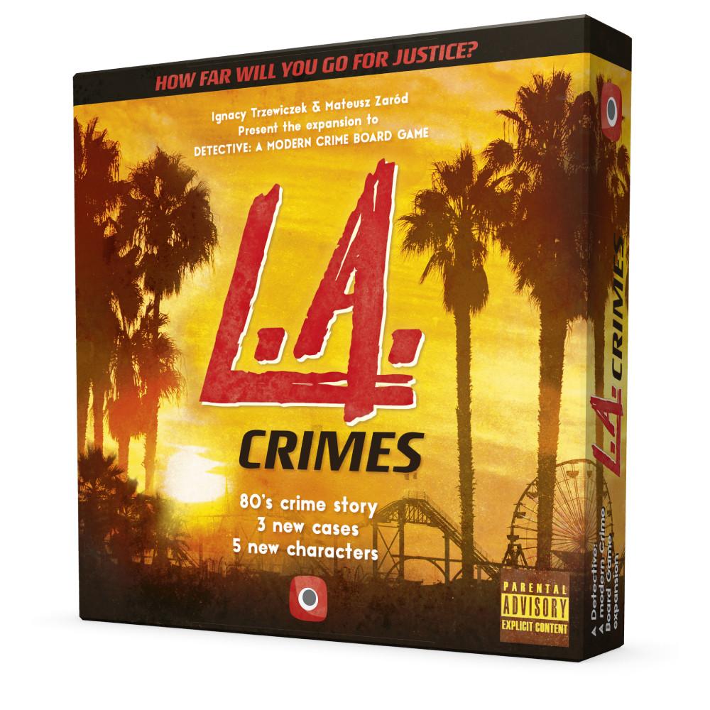 Detective A Modern Crime Game L.A. Crimes