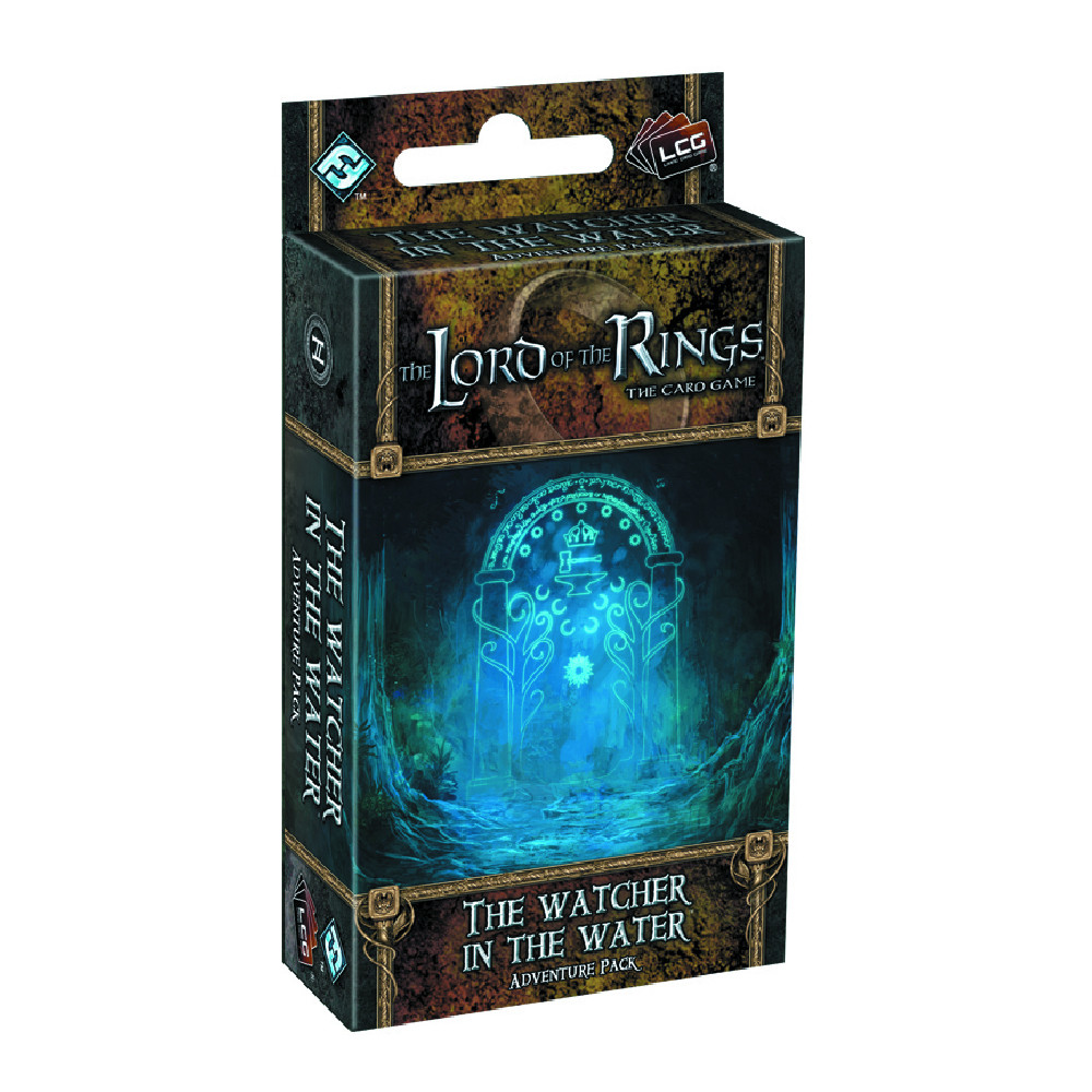 The Lord of the Rings The Card Game The Watcher in the Water