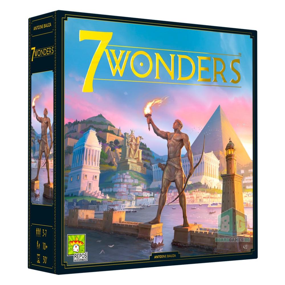 7 Wonders (Editie 2020)