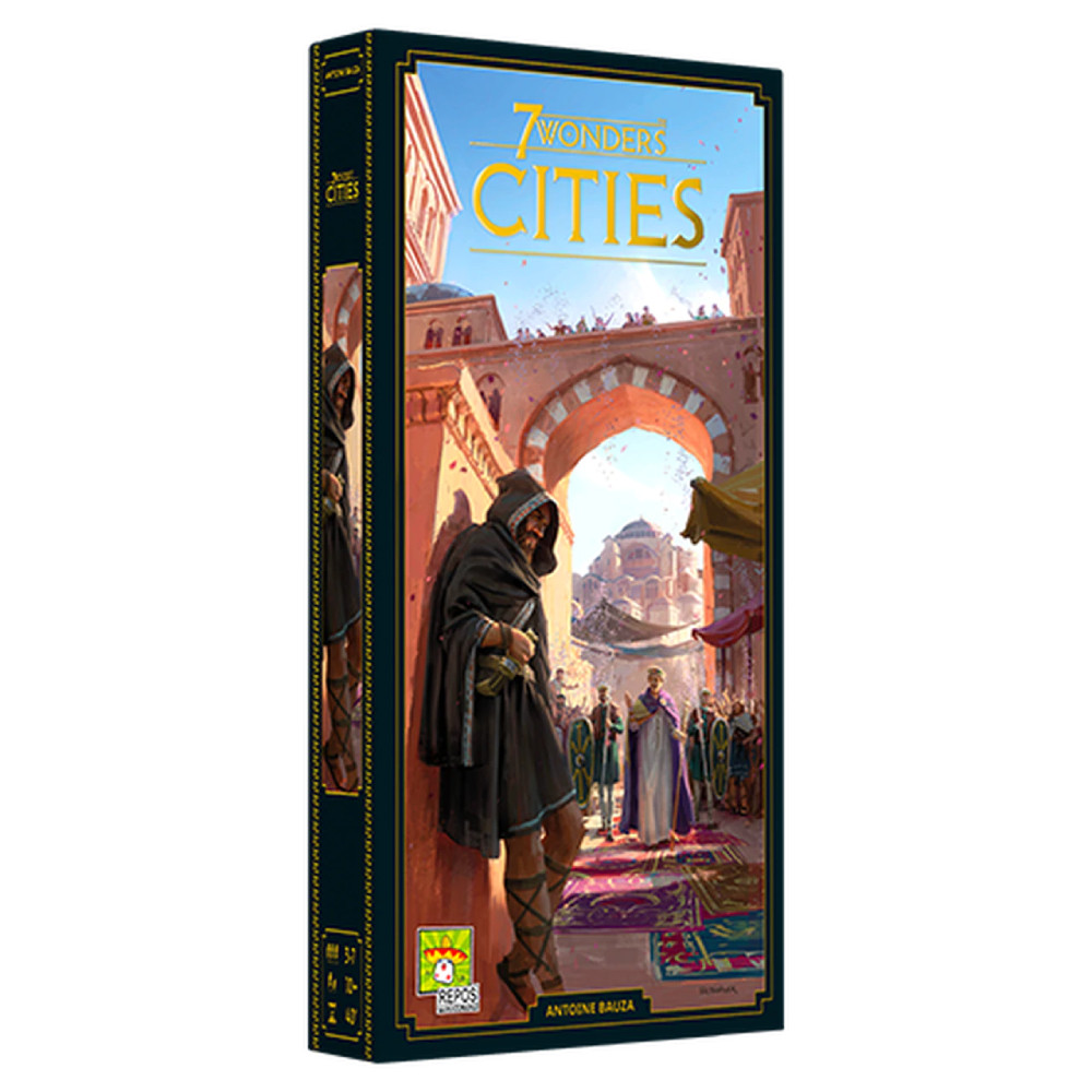 7 Wonders (Editie 2020) Cities