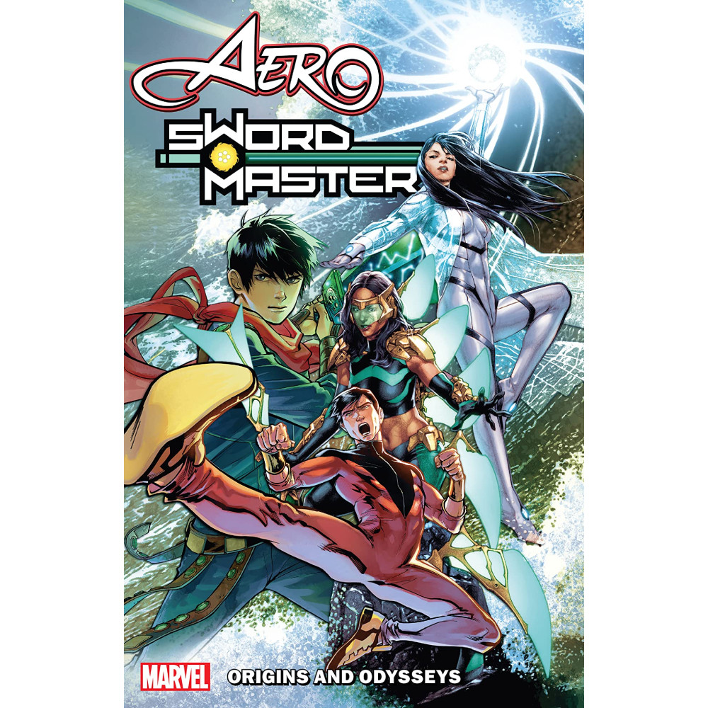 Aero & Sword Master TP Origins and Odysseys imagine