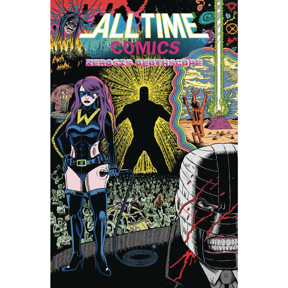 All Time Comics TP Season Two Zerosis Deathscape
