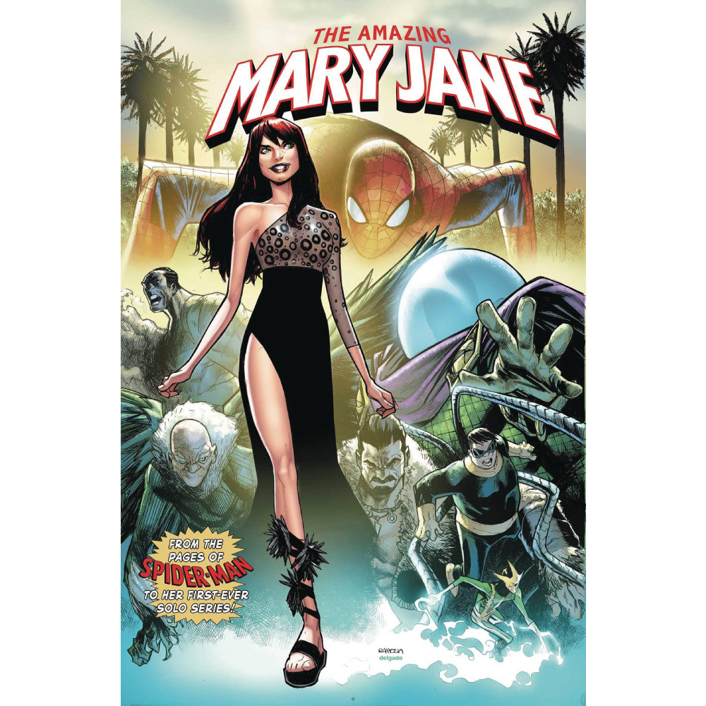 Amazing Mary Jane TP Vol 01 Down In Flames Up In Smoke