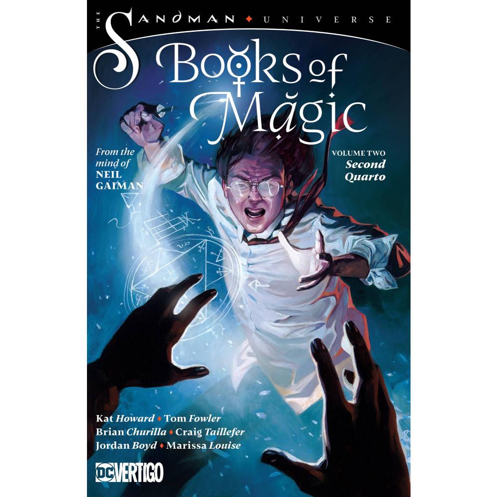 Books of Magic TP Vol 02 Second Quarto