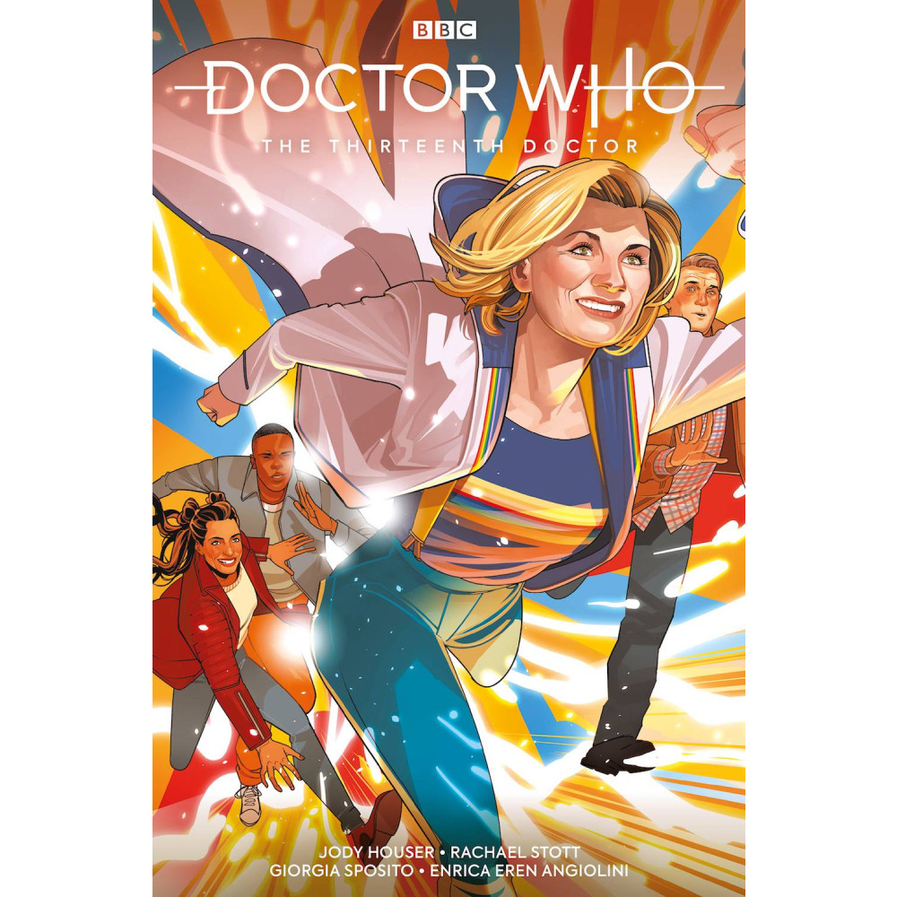 Doctor Who 13th Doctor TP Volume 01