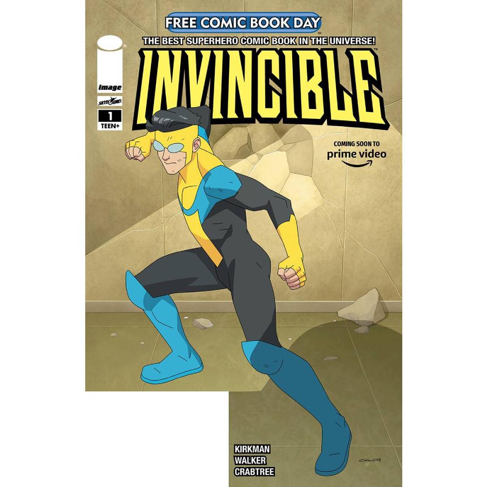 FCBD 2020 Invincible 01