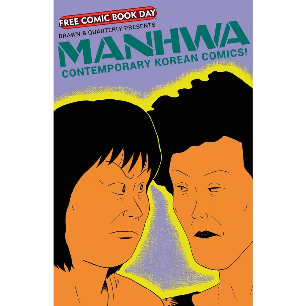 FCBD 2020 Manhwa Contemporary Korean Comics