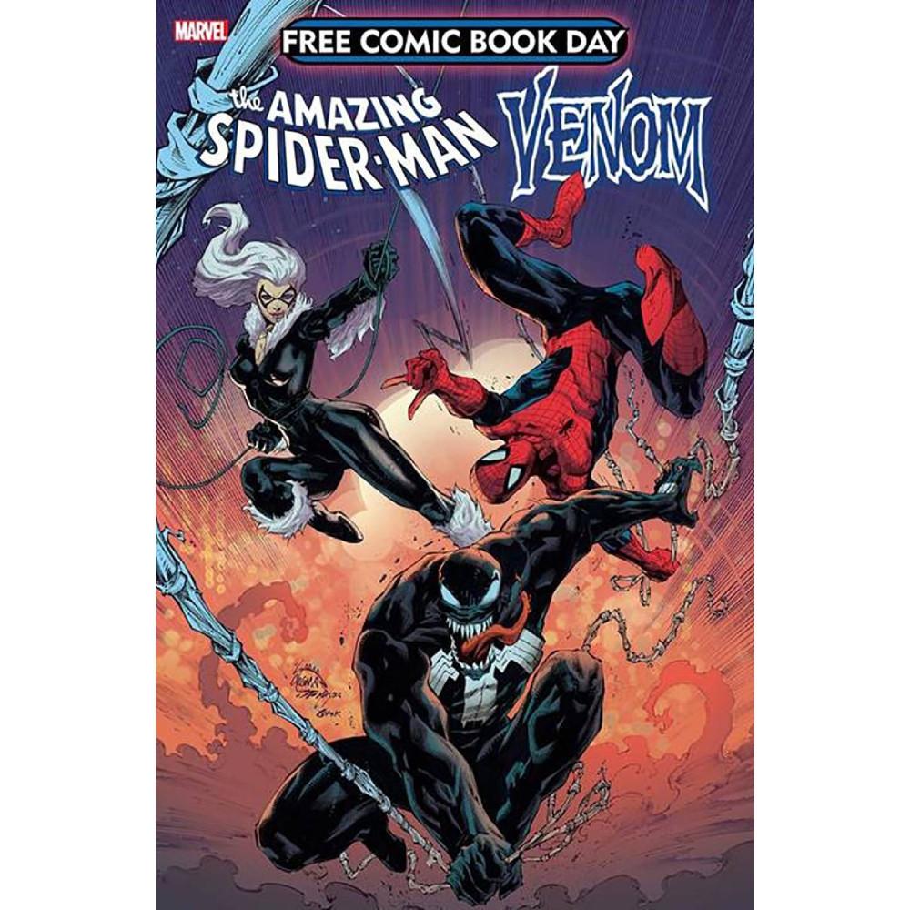 FCBD 2020 Spider-Man Venom 01