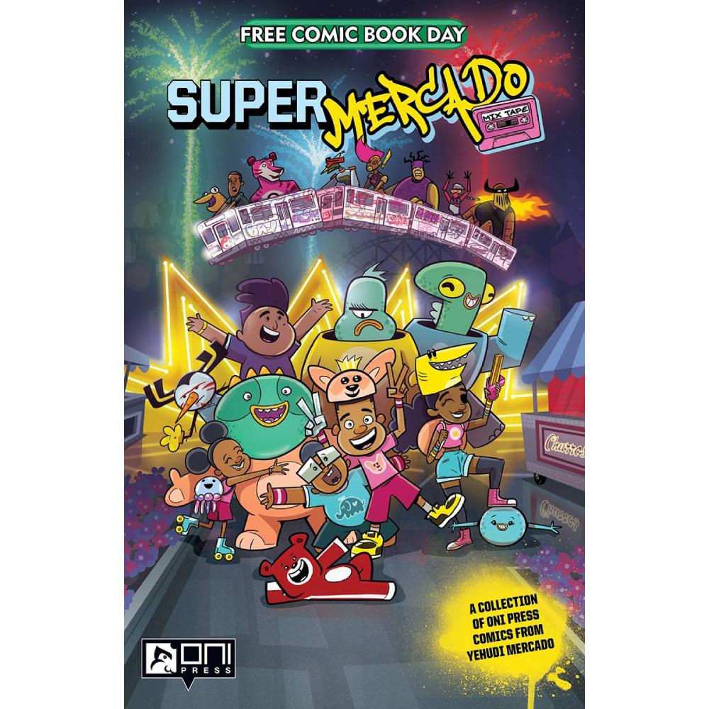 FCBD 2020 Super Mercado Mix Tape