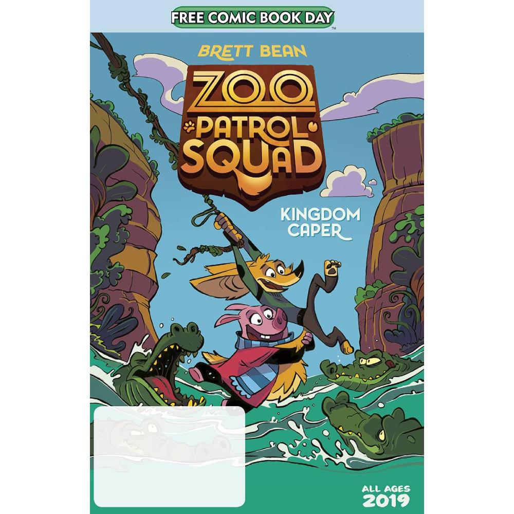 FCBD 2020 Zoo Patrol Squad Kingdom Caper