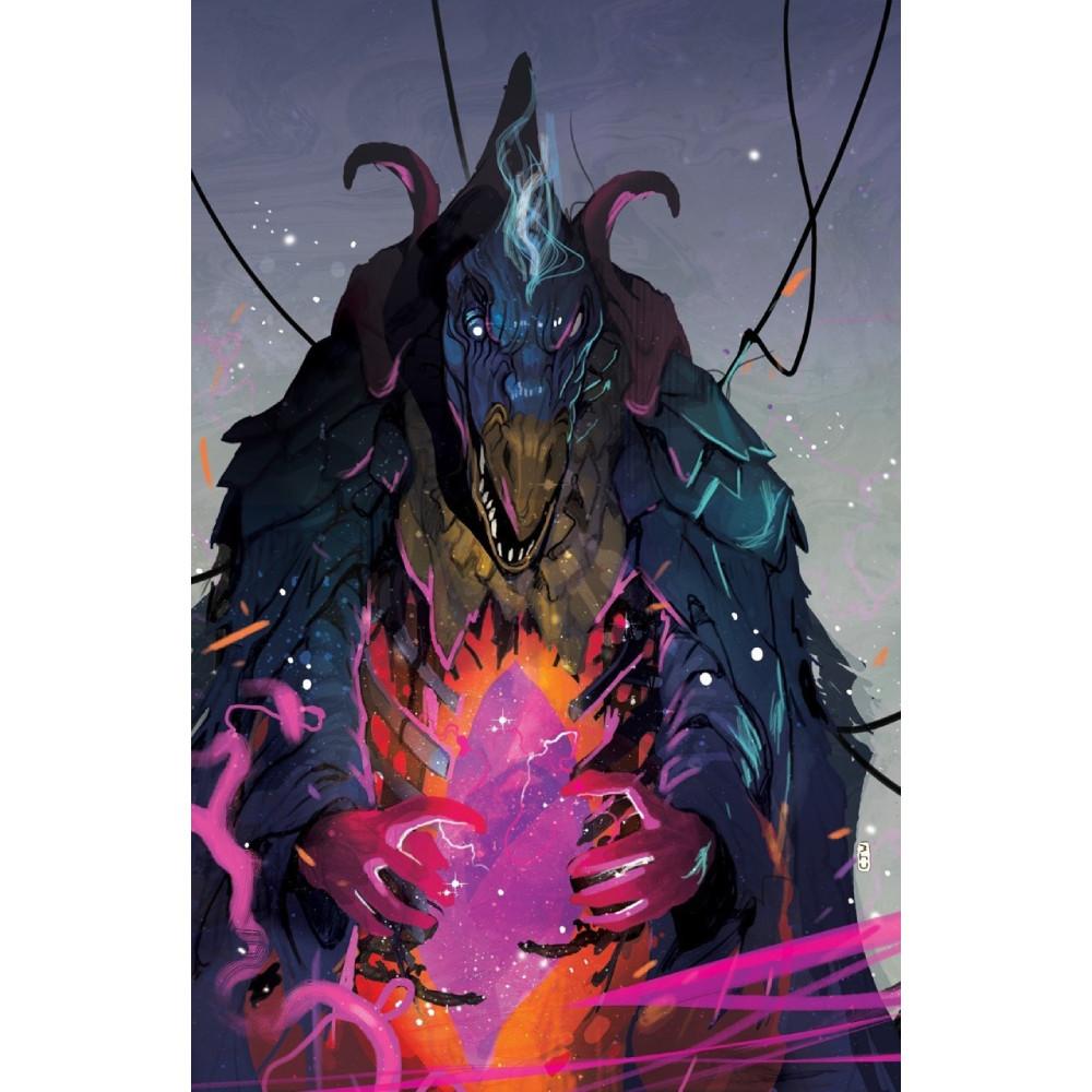 Jim Henson's Dark Crystal Age of Resistance 01 1:25 Ward Variant
