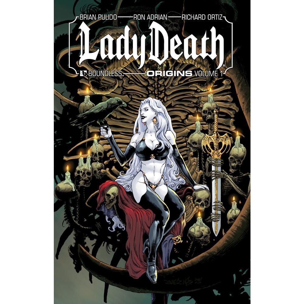 Lady Death Origins TP Vol 01