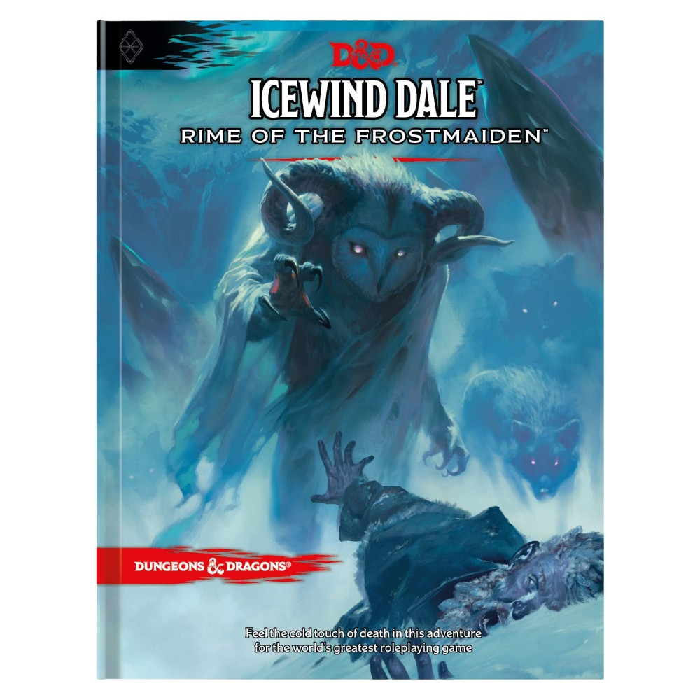 Ghid Dungeons & Dragons Icewind Dale Rime of the Frostmaiden