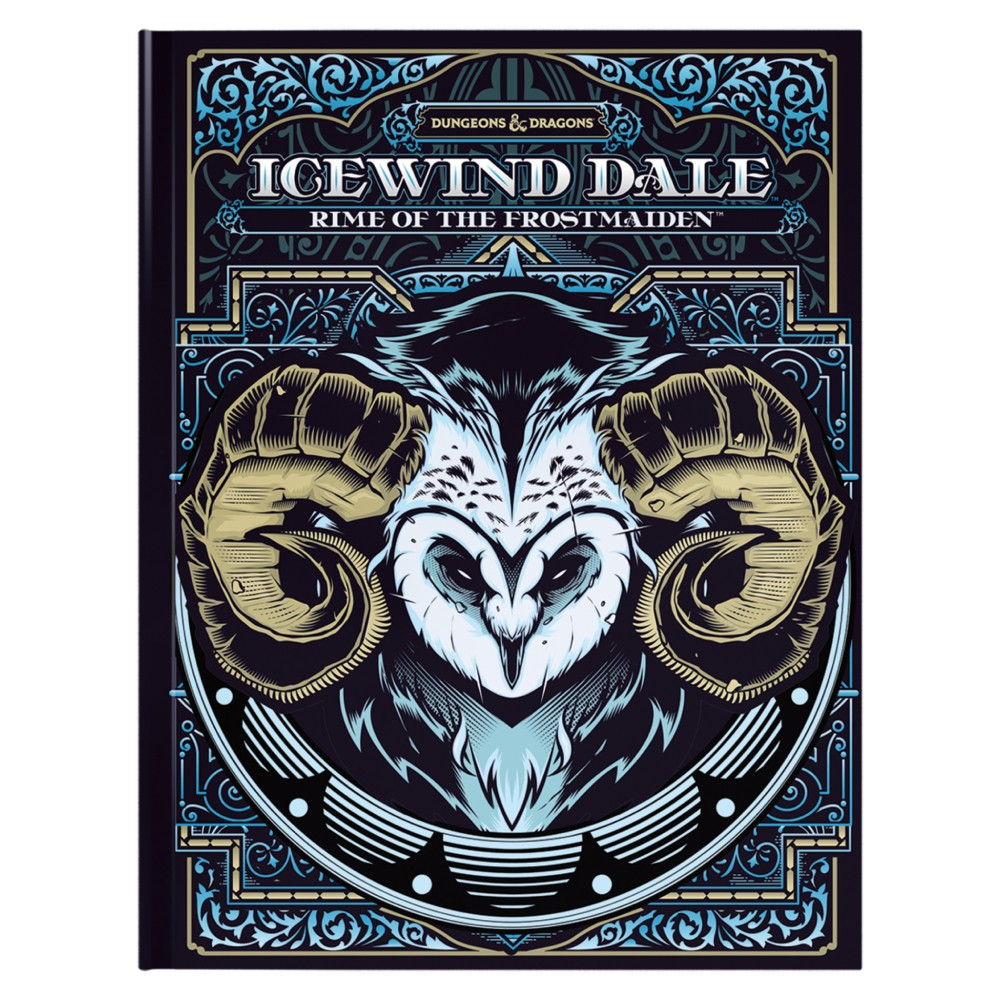 Ghid Dungeons & Dragons Icewind Dale Rime of the Frostmaiden Limited Edition Alternate Cover (WPN Exclusive)