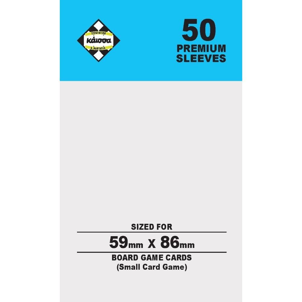 Sleeve-uri Mayday Games Premium Small Card Game (50)