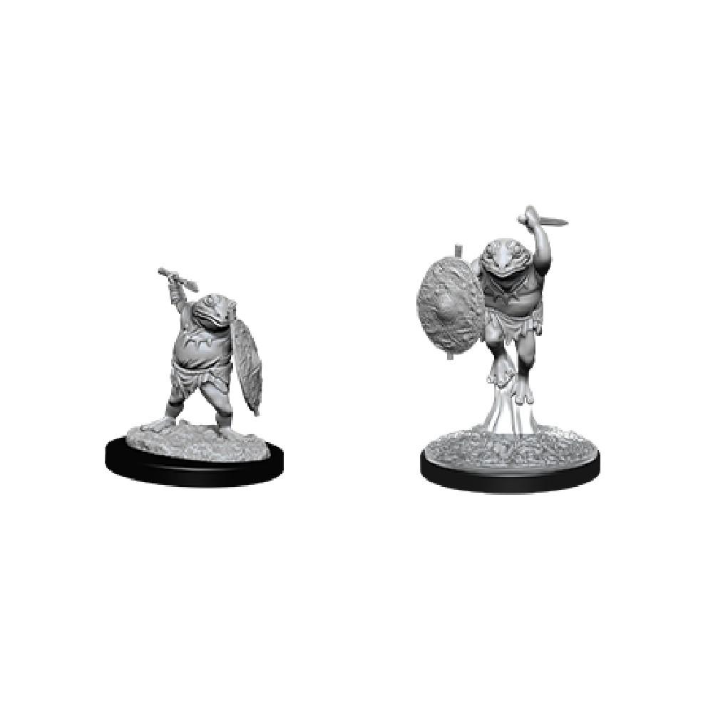 Miniaturi Nepictate D&D Nolzur's Marvelous Bullywug