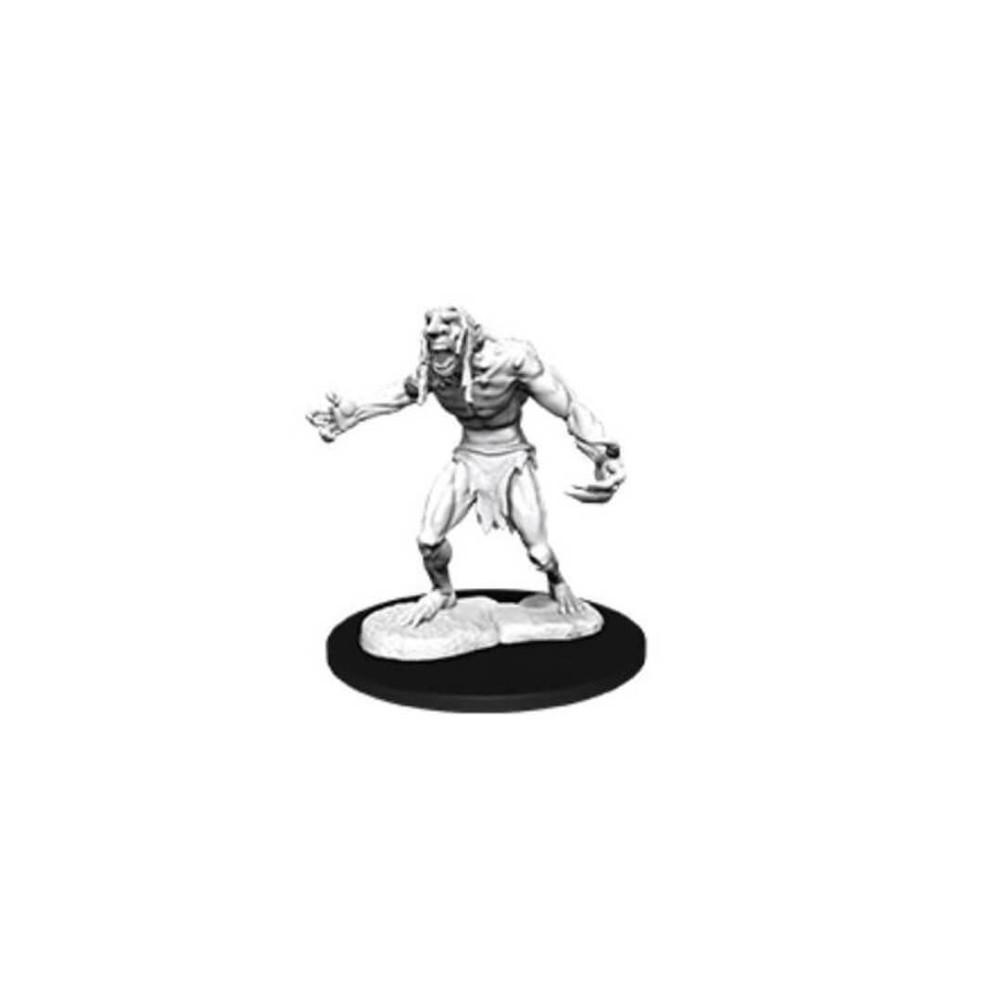 Miniatura Nepictata D&D Nolzur's Marvelous Raging Troll