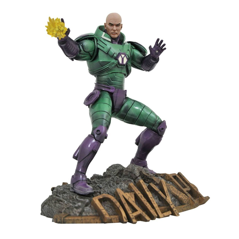 Figurina DC Gallery Comic Lex Luthor