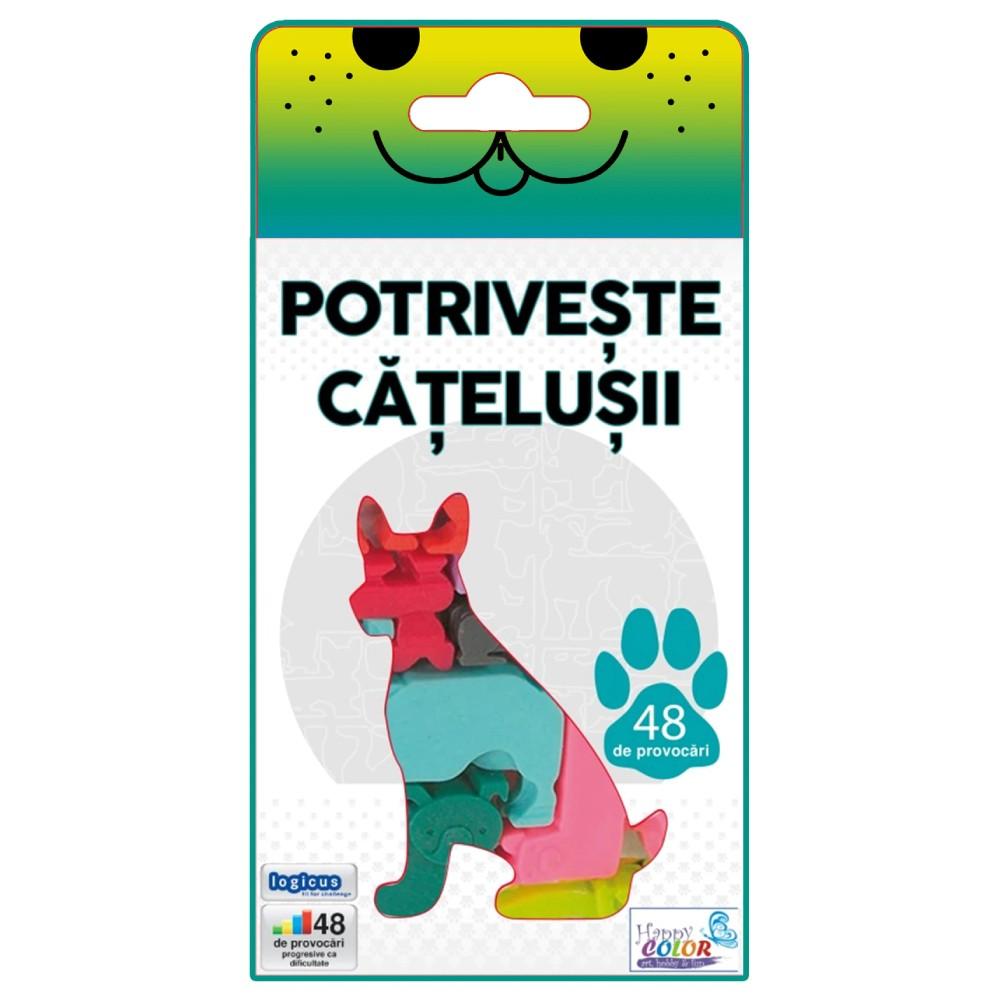 Potriveste Catelusii