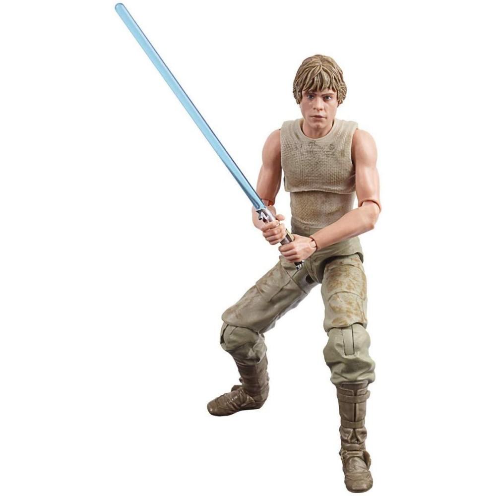 Figurina Articulata Star Wars Black Series 40th E5 Luke Skywalker Dagobah 6 inch