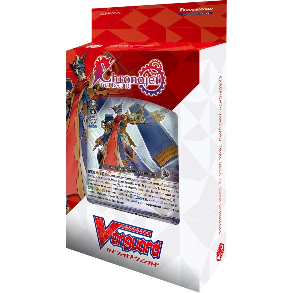Cardfight!! Vanguard V Trial Deck Chronojet