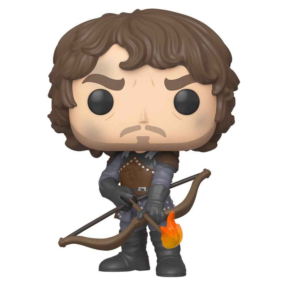 Figurina Funko Pop Game of Thrones Theon with Flaming Arrows