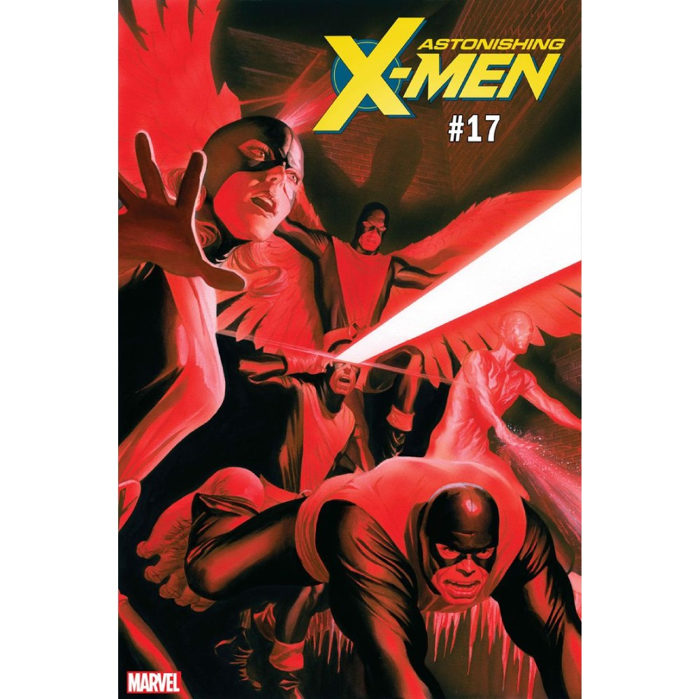 Astonishing X-Men 17 (Ross Uncanny X-Men Variant)