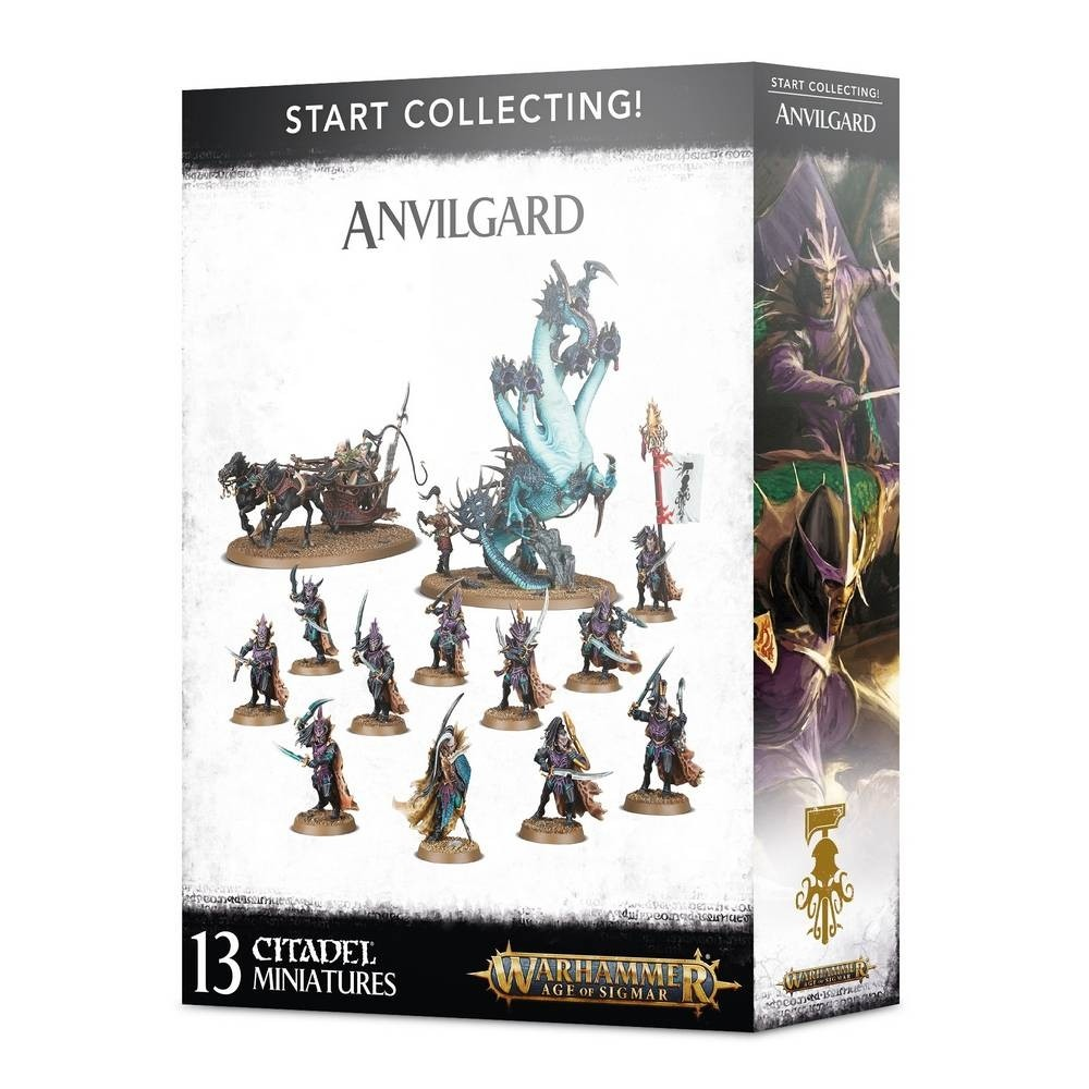 Warhammer Start Collecting Anvilgard