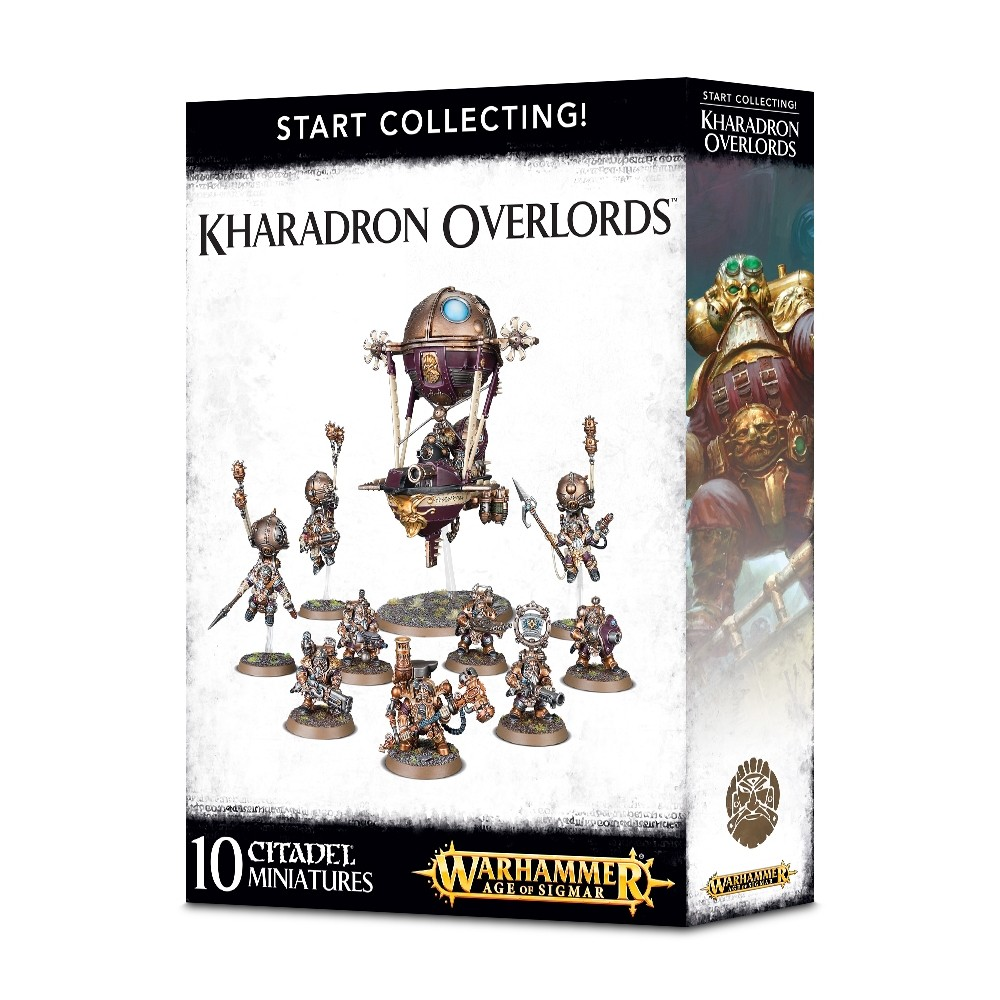 Warhammer Start Collecting Kharadron Overlords