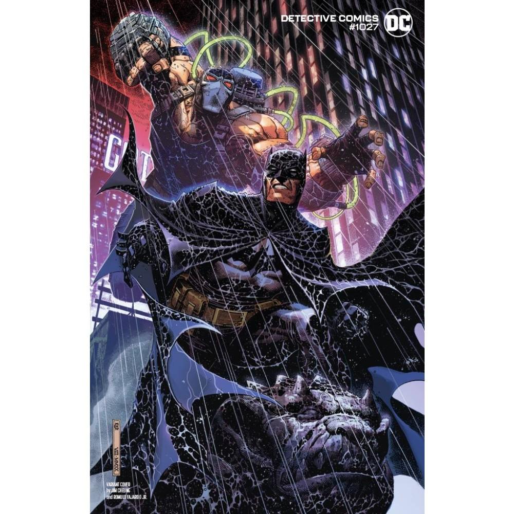 Detective Comics 1027 Joker War Coperta I