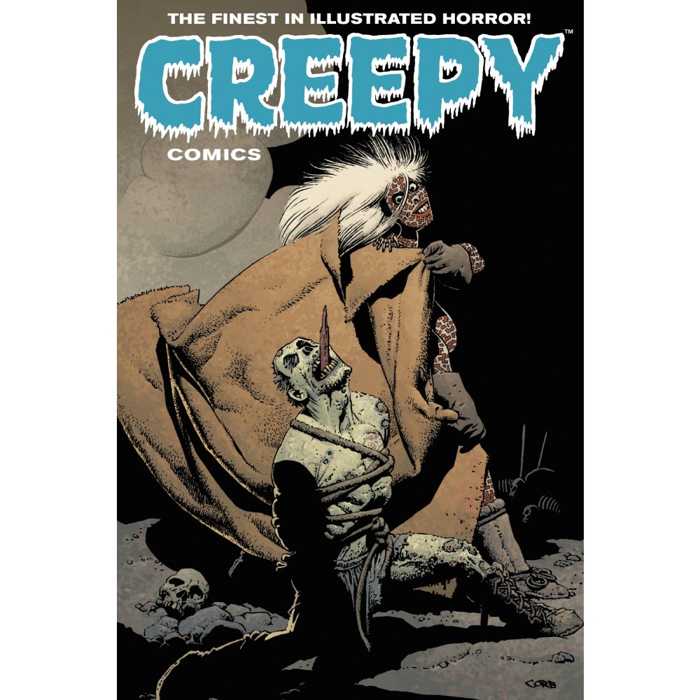 Creepy Comics TP Vol 02 At Deaths Door