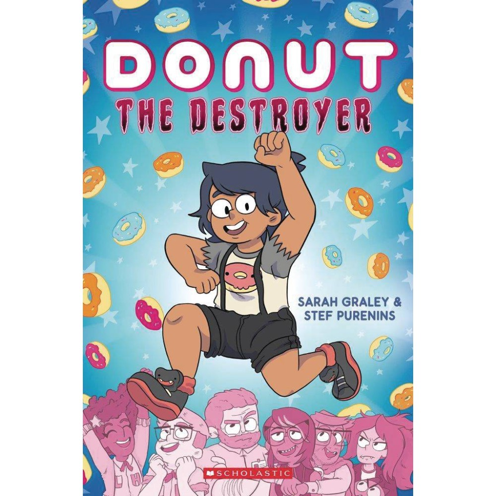 Donut The Destroyer GN Vol 01