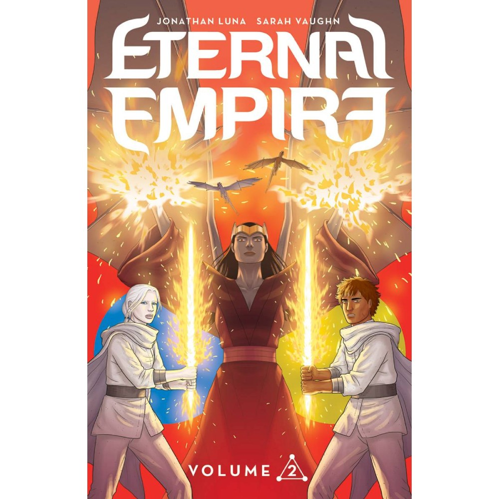 Eternal Empire TP Vol 02