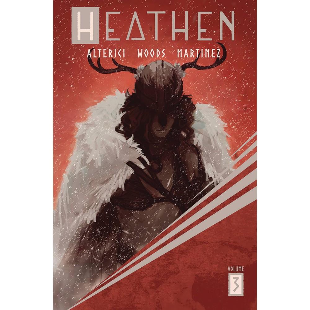 Heathen TP Vol 03