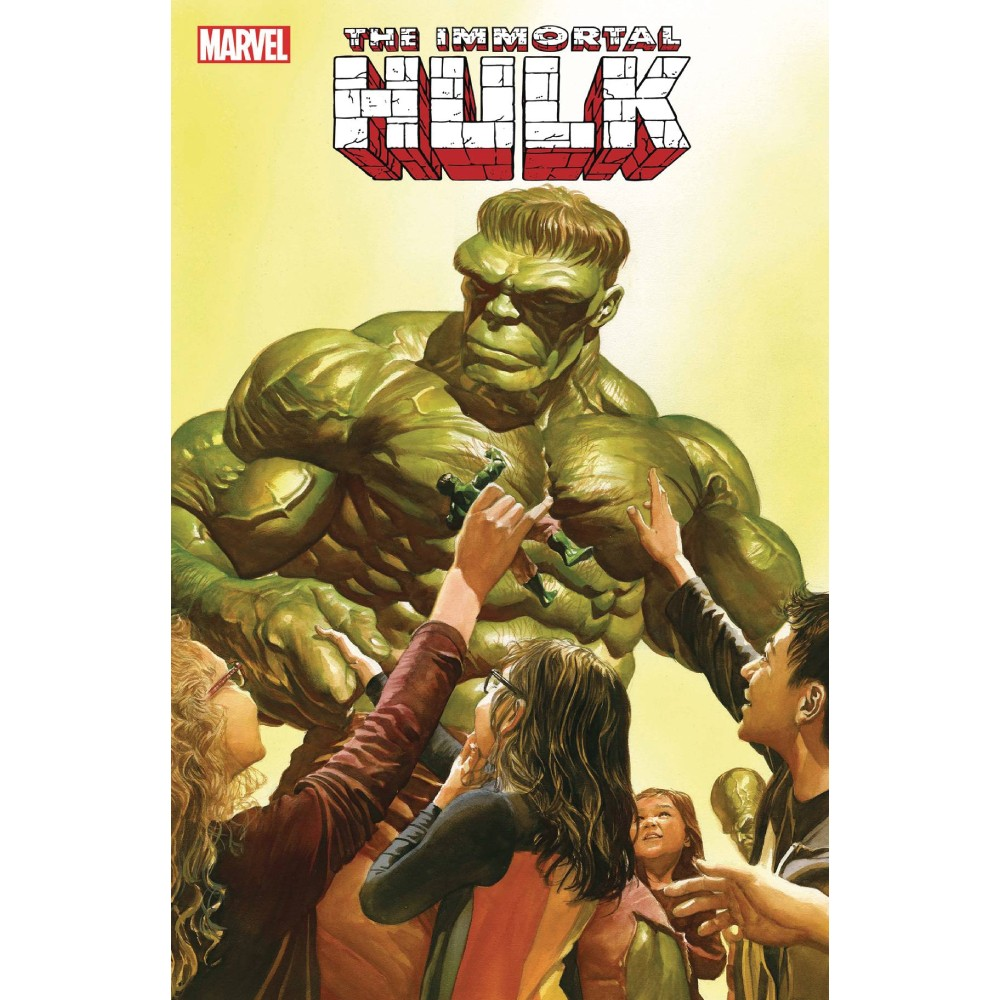 Immortal Hulk TP Vol 07 Hulk is Hulk