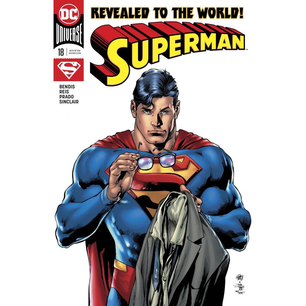 Superman 18 (2020) Coperta B