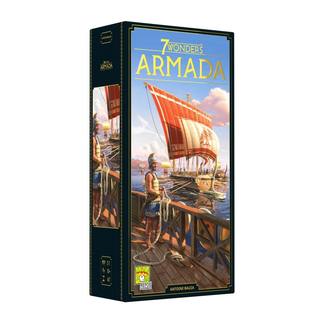 7 Wonders (editie 2020) Armada imagine