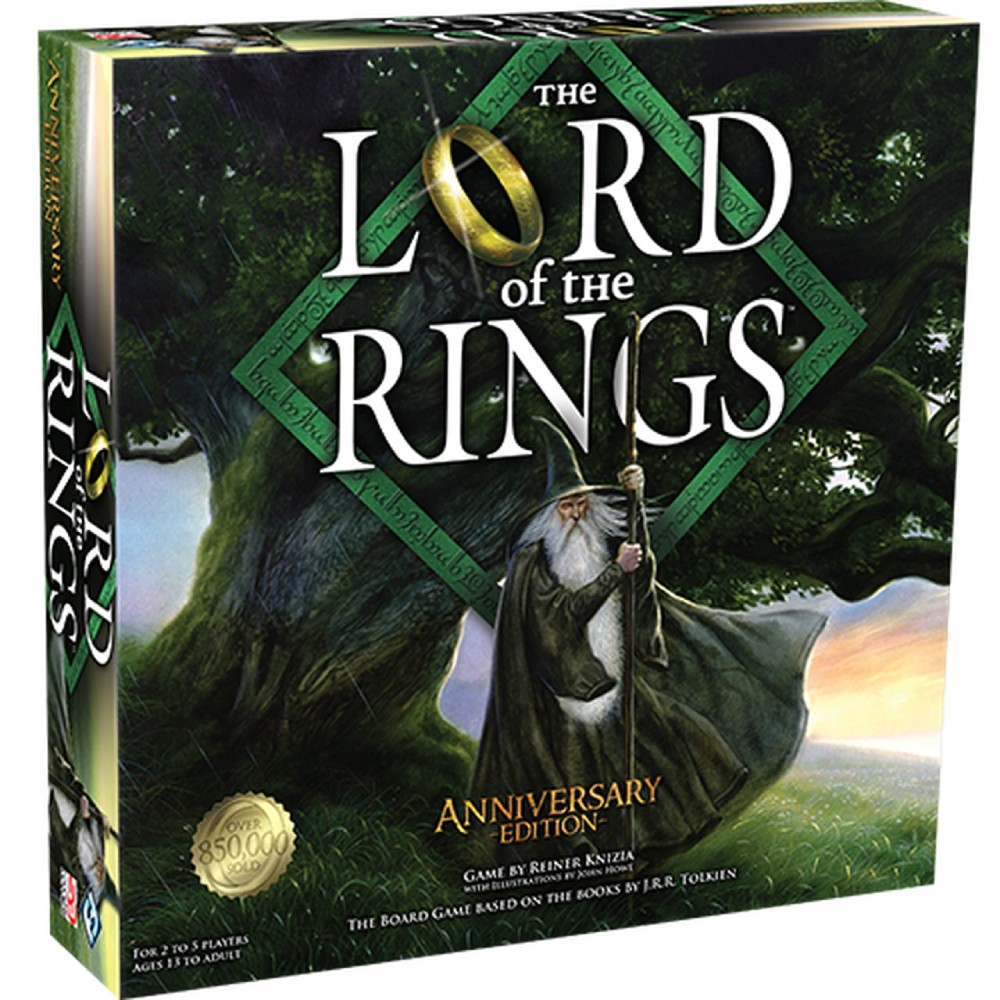 The Lord of the Rings The Board Game (Anniversary Edition)