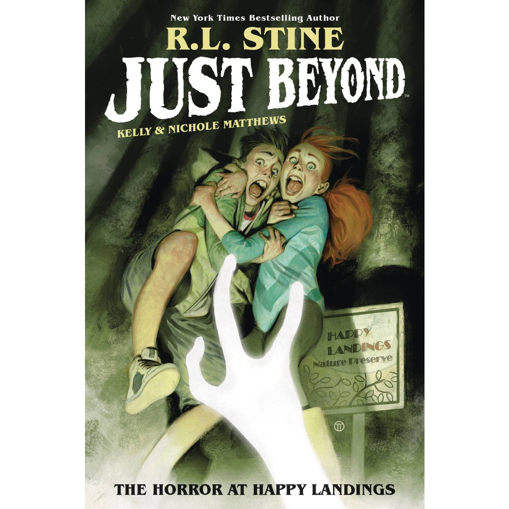 Just Beyond Horror at Happy Landings Original GN