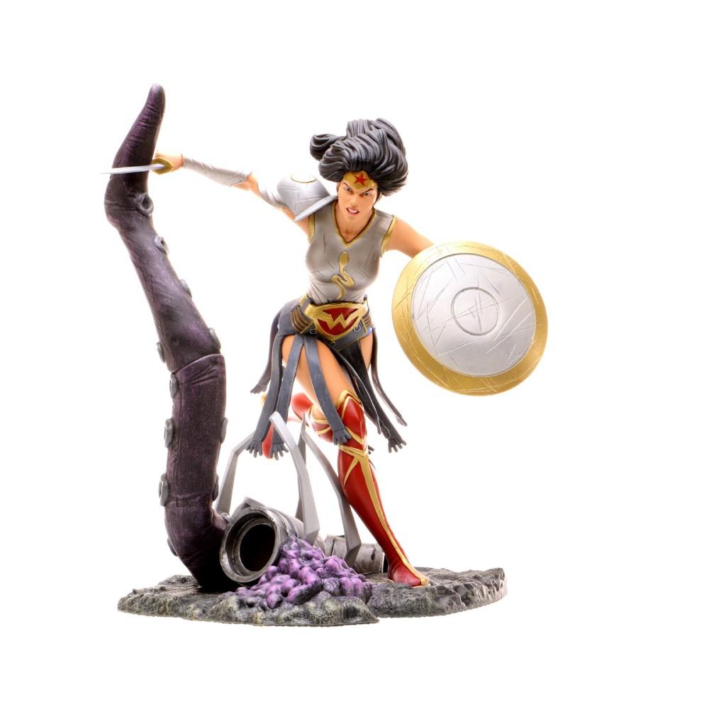 Figurina DC Gallery Metal Wonder Woman