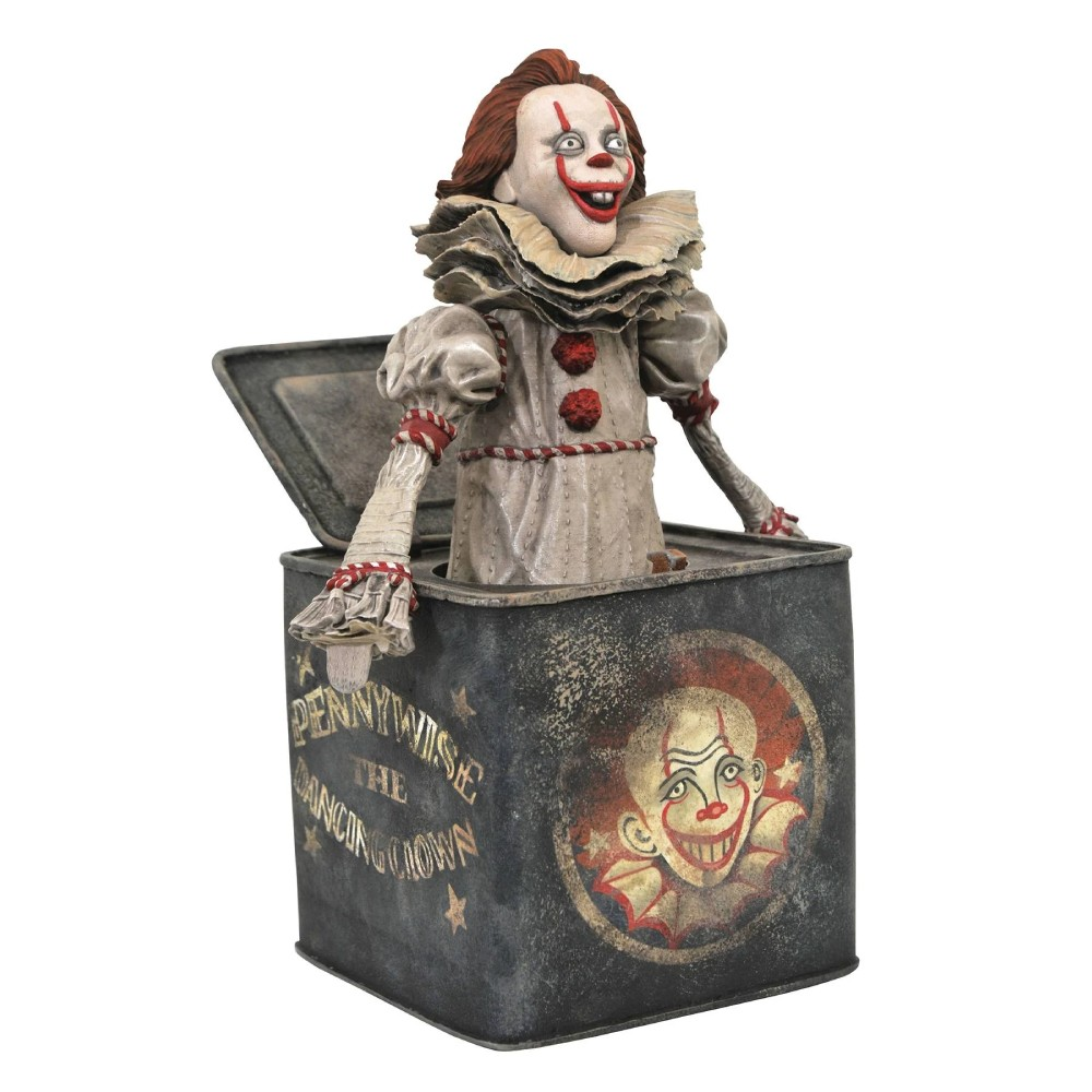 Figurina It 2 Gallery Pennywise In Box