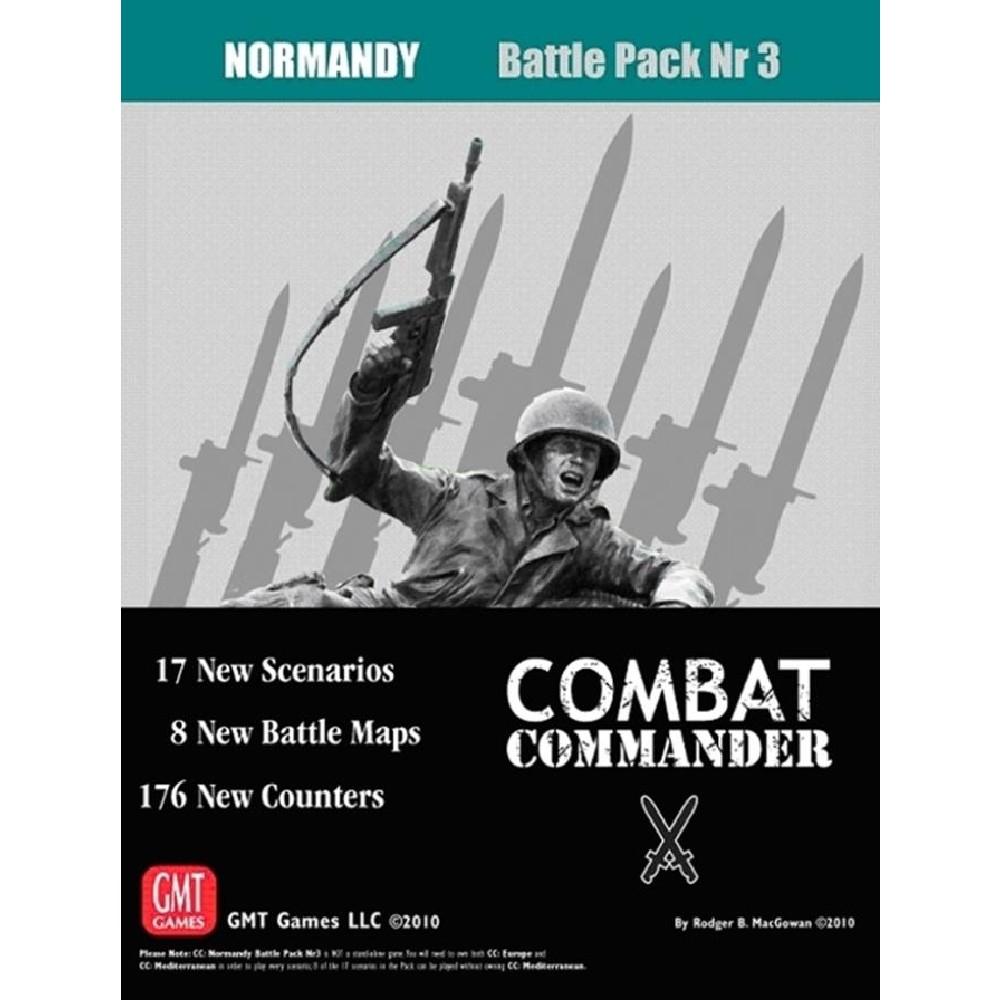 Combat Commander Battle Pack 3 Normandy
