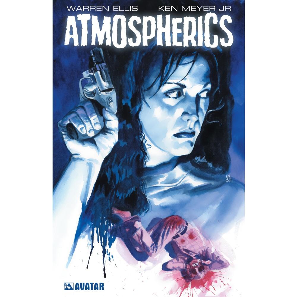 Warren Ellis Atmospherics Color Ed GN
