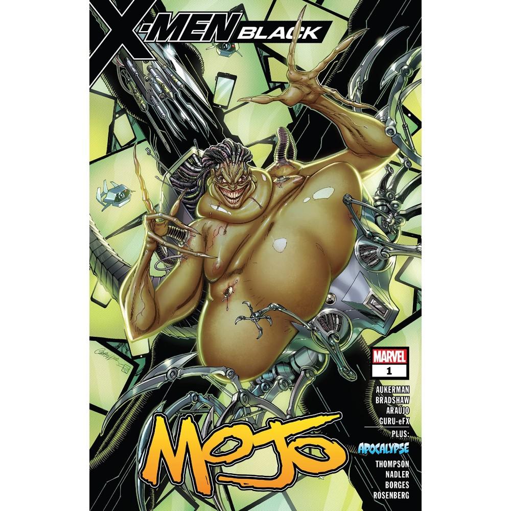 X-Men Black: Mojo 01 (2018)