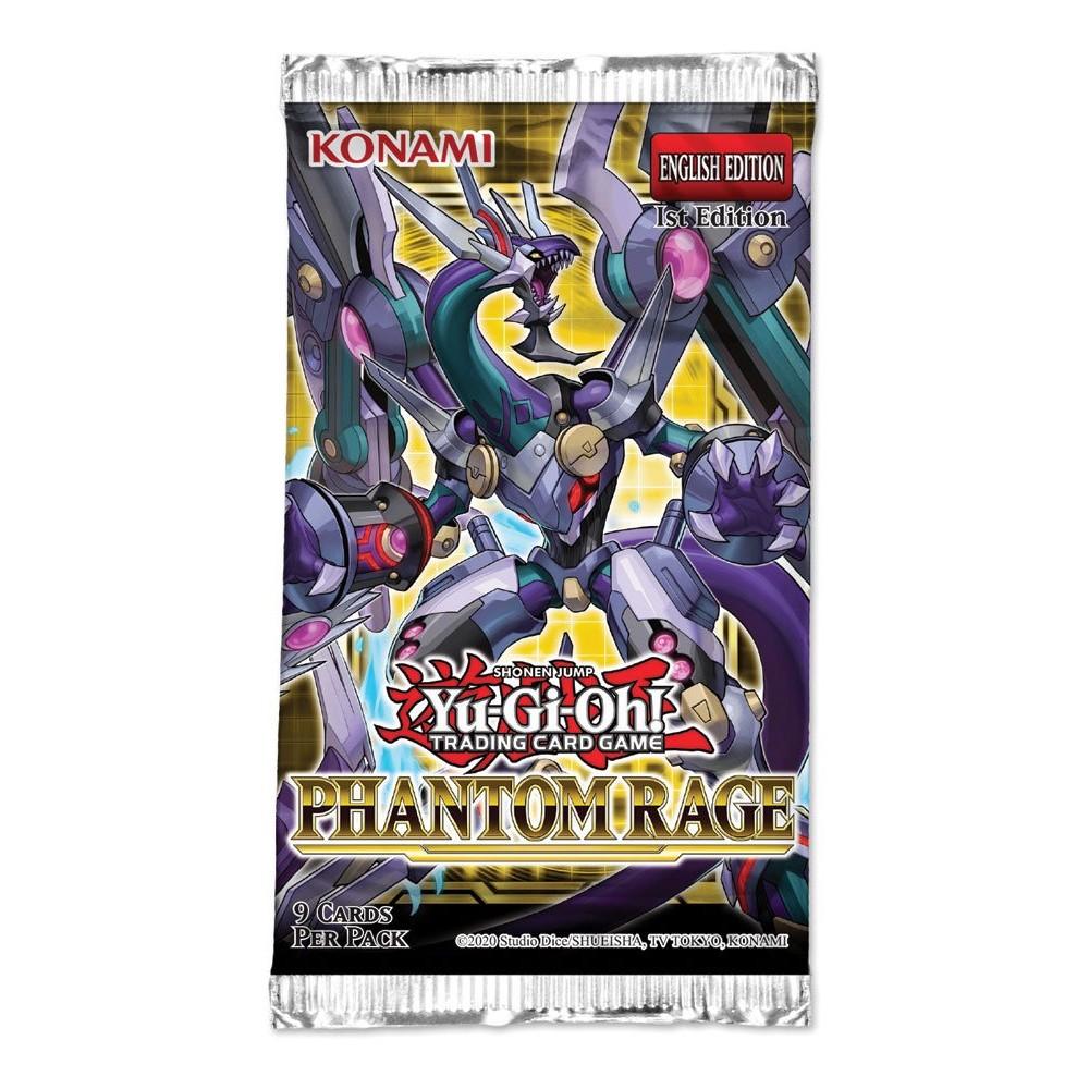 Booster Pack Yu-Gi-Oh! Phantom Rage
