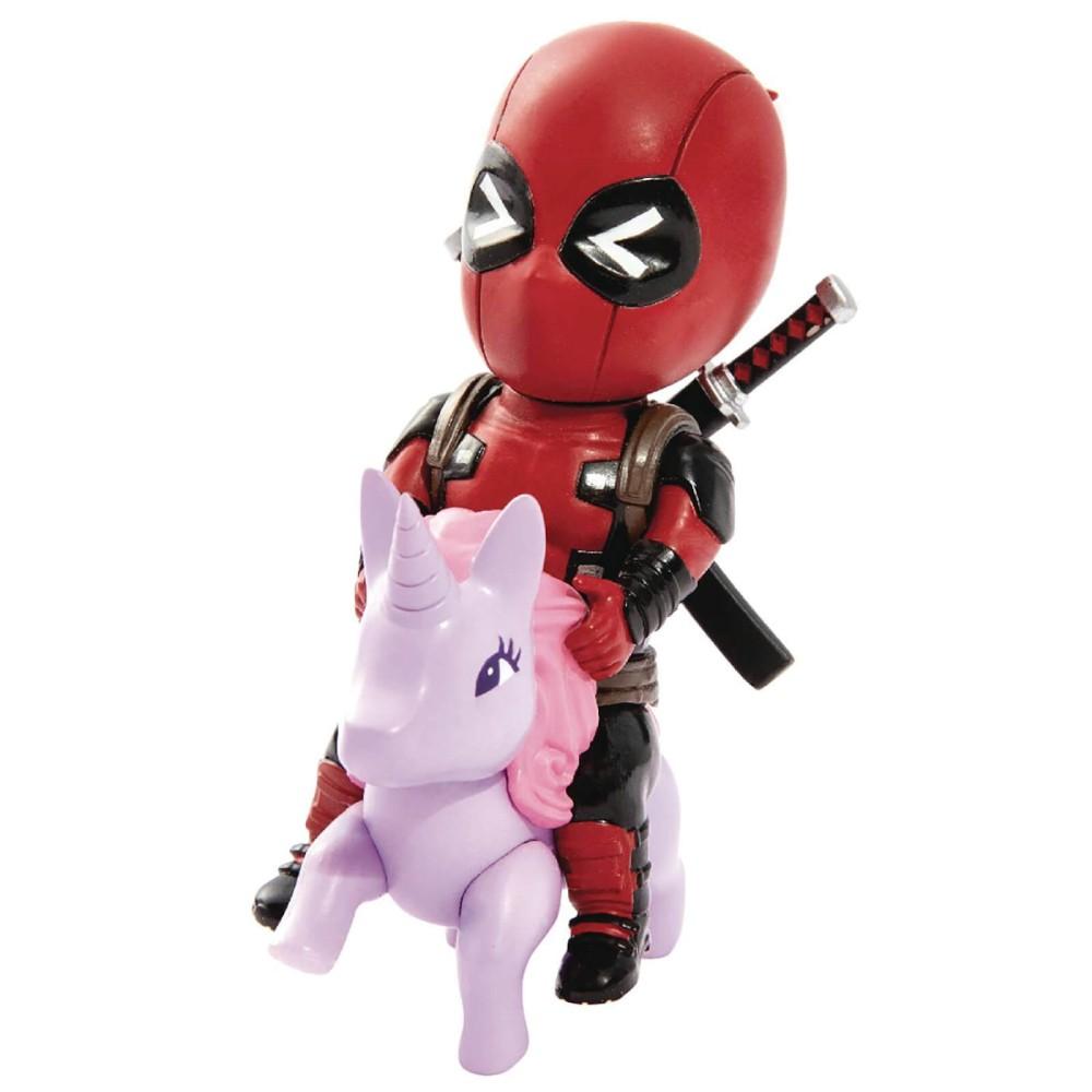 Figurina Marvel Comics Mini Egg Attack Deadpool Pony 9 cm